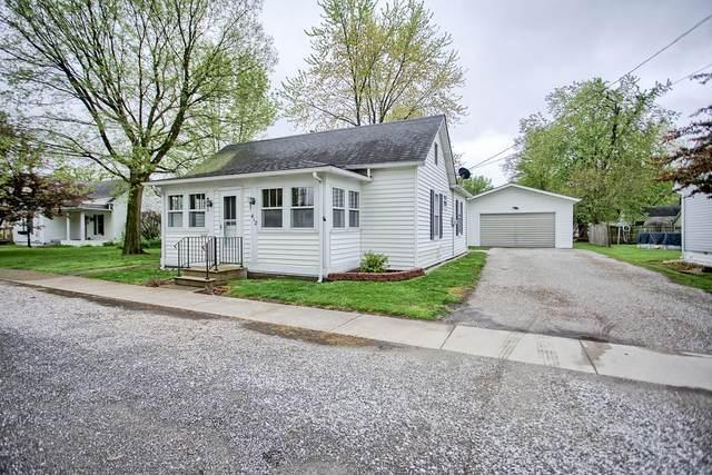 412 E 2nd Street, STAUNTON, IL 62088 (#21027258) :: Tarrant & Harman Real Estate and Auction Co.