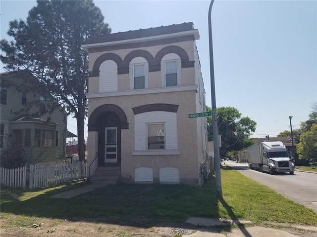 6828 Minnesota Avenue, St Louis, MO 63111 (#21027297) :: Parson Realty Group