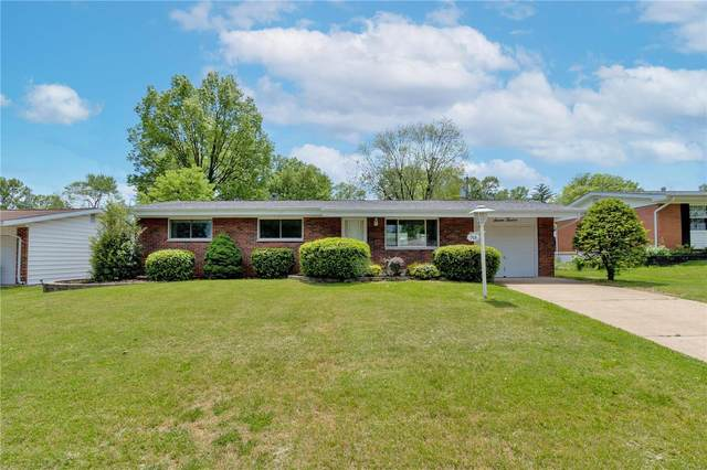 712 Southshire Drive, St Louis, MO 63125 (#21027335) :: Parson Realty Group