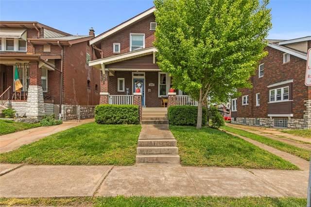 4949 Neosho Street, St Louis, MO 63109 (#21027396) :: Parson Realty Group