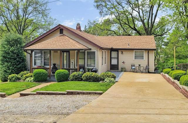 109 Delord Avenue, Maryland Heights, MO 63043 (#21027399) :: Parson Realty Group