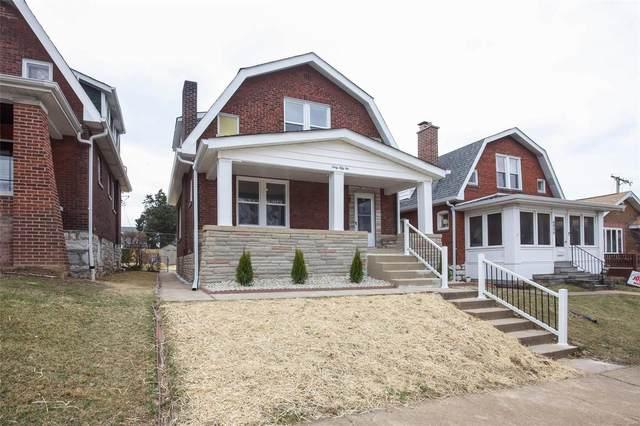 6052 Marmaduke Avenue, St Louis, MO 63139 (#21027469) :: Parson Realty Group