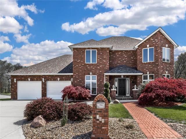 300 Lockmoor Street, Collinsville, IL 62234 (#21027489) :: Parson Realty Group