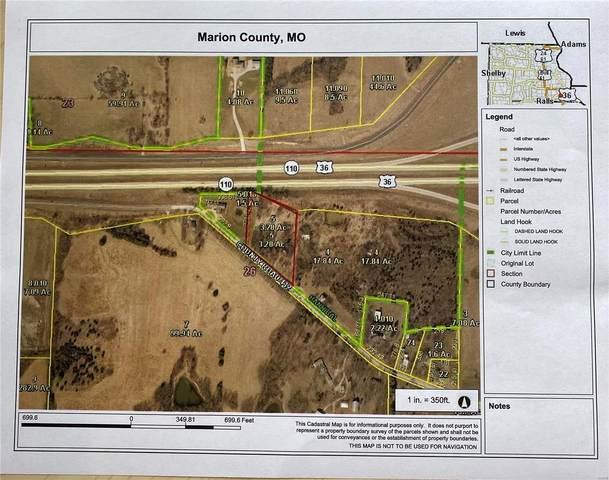 9010 County Road 412, Hannibal, MO 63401 (#21027505) :: Realty Executives, Fort Leonard Wood LLC