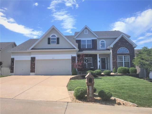 2415 Driftwood Court, Imperial, MO 63052 (#21027533) :: Clarity Street Realty