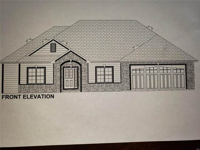 245 Stepping Stone Way, Cape Girardeau, MO 63701 (#21027536) :: Clarity Street Realty