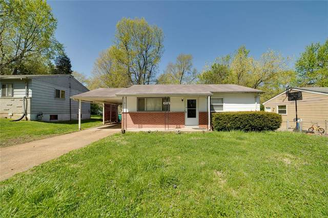 10051 Winkler Drive, St Louis, MO 63136 (#21027547) :: St. Louis Finest Homes Realty Group