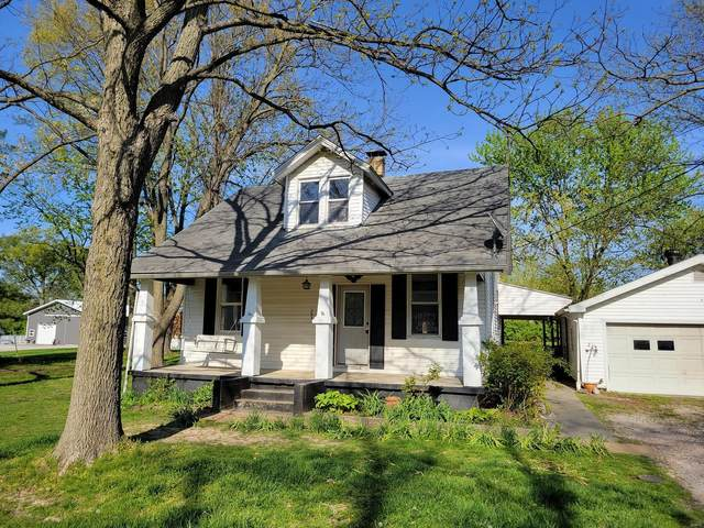 203 S Walnut Street, Freeburg, IL 62243 (#21027576) :: Matt Smith Real Estate Group