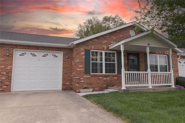 21 Parkside Drive, Bethalto, IL 62010 (#21027592) :: Terry Gannon | Re/Max Results