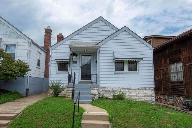 6259 Printz Avenue, St Louis, MO 63116 (#21027600) :: Parson Realty Group