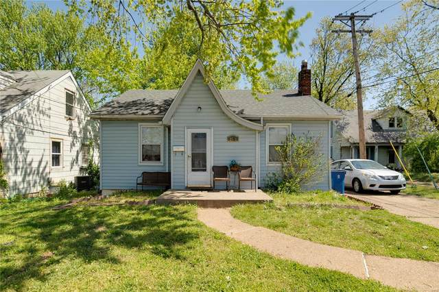 2515 Shannon Avenue, St Louis, MO 63136 (#21027604) :: Clarity Street Realty