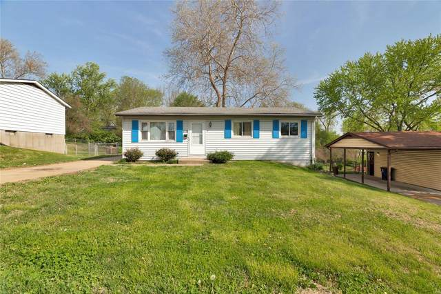 5119 Ville Donna, Hazelwood, MO 63042 (#21027609) :: Parson Realty Group