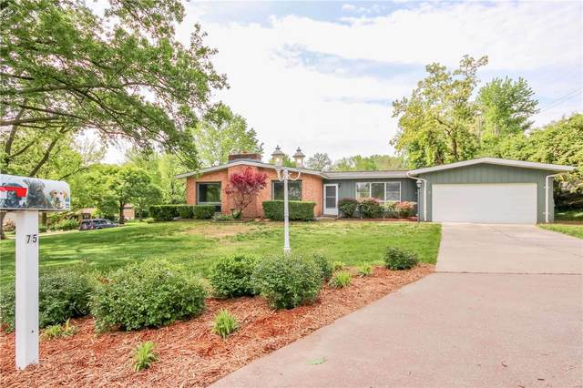 75 Bal Harbour Drive, St Louis, MO 63146 (#21027626) :: Parson Realty Group