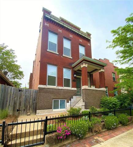 3429 Missouri Avenue, St Louis, MO 63118 (#21027657) :: Terry Gannon | Re/Max Results