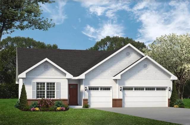 117 Garrettford, Bethalto, IL 62010 (#21027659) :: Tarrant & Harman Real Estate and Auction Co.