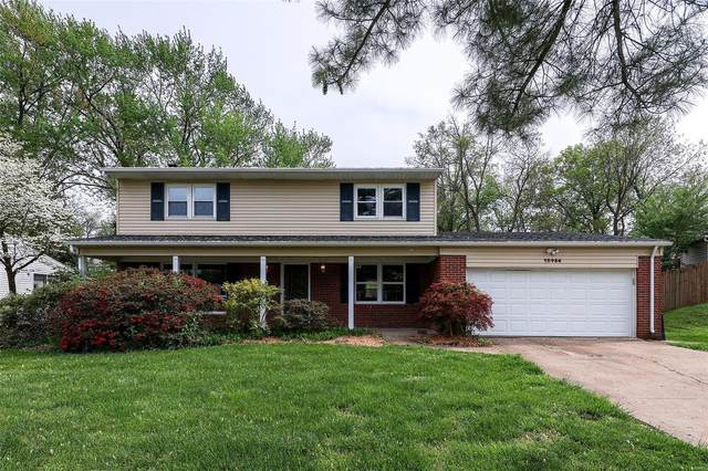 12486 Larkwood Drive, St Louis, MO 63146 (#21027660) :: Parson Realty Group