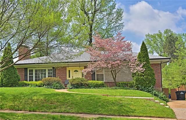 821 Swarthmore, St Louis, MO 63130 (#21027720) :: Parson Realty Group