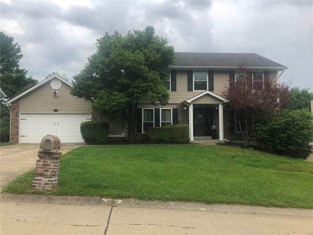 1387 Timothy Ridge, Saint Charles, MO 63304 (#21027748) :: St. Louis Finest Homes Realty Group