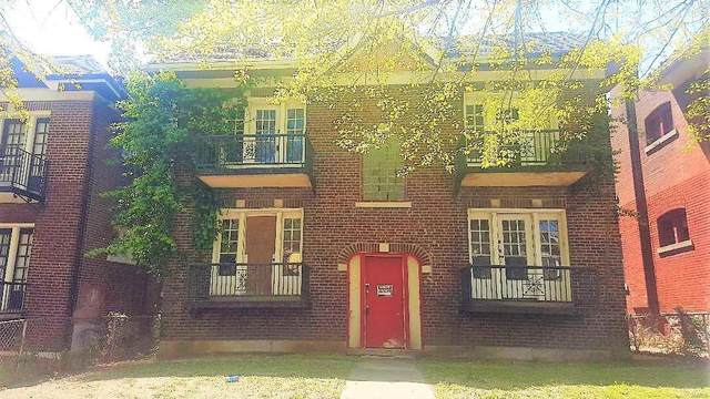 4828 Anderson Avenue, St Louis, MO 63115 (MLS #21027751) :: Century 21 Prestige