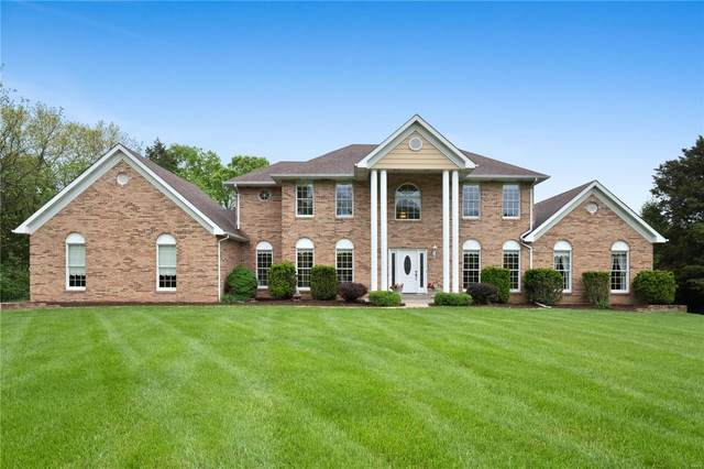 2916 Country Point Court, Wildwood, MO 63038 (#21027773) :: Parson Realty Group