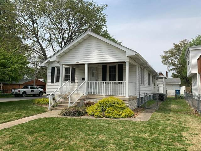 132 Mill Street, Bethalto, IL 62010 (#21027785) :: Tarrant & Harman Real Estate and Auction Co.