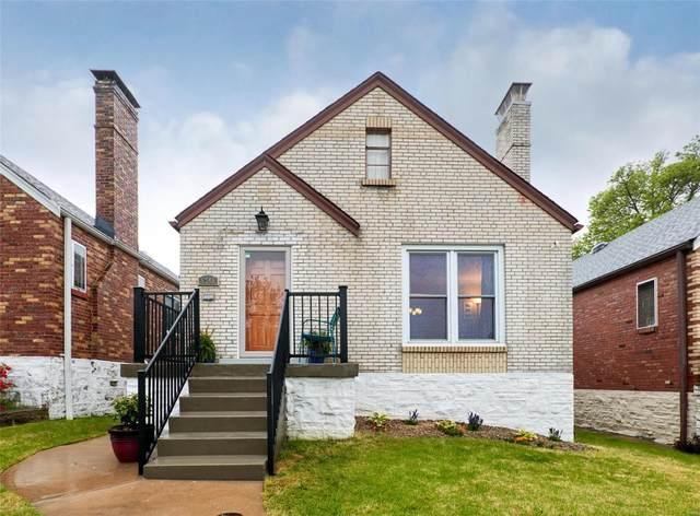 5748 Mardel Avenue, St Louis, MO 63109 (#21027790) :: Clarity Street Realty