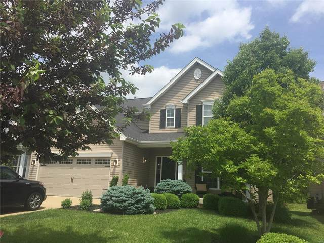 218 Greengate Drive, Lake St Louis, MO 63367 (#21027805) :: Jeremy Schneider Real Estate