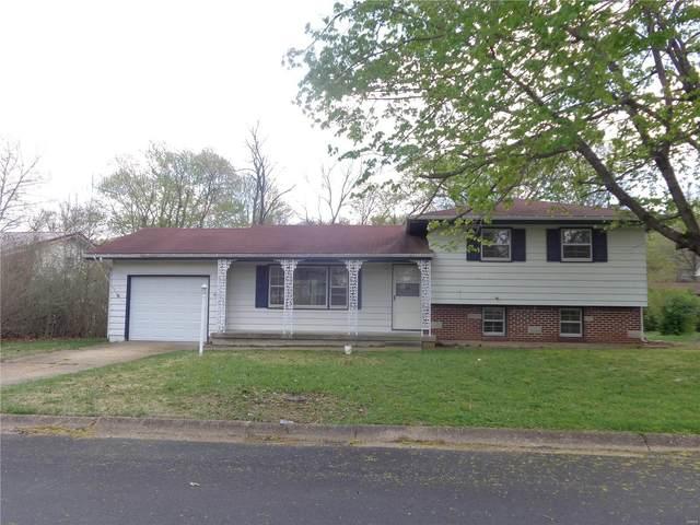 117 Hull Drive, Waynesville, MO 65583 (#21027811) :: Matt Smith Real Estate Group