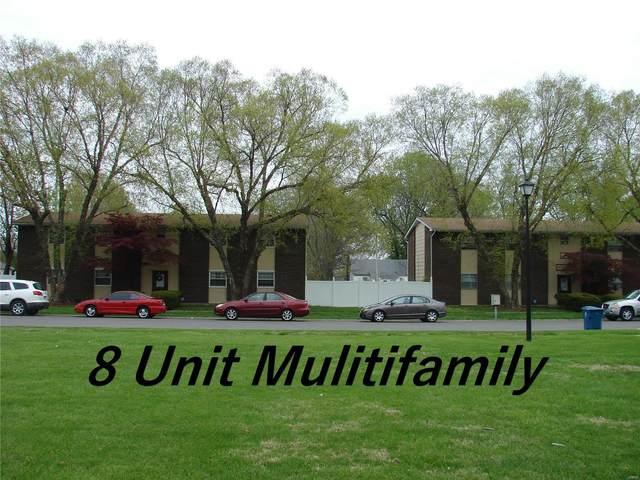 302 Estate Drive, O'Fallon, IL 62269 (#21027818) :: Hartmann Realtors Inc.