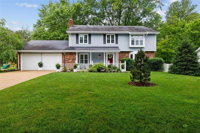 827 Garonne Drive, Manchester, MO 63021 (#21027838) :: The Becky O'Neill Power Home Selling Team