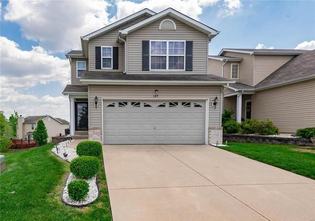 137 Rivermeade Lane, Belleville, IL 62220 (#21027843) :: Fusion Realty, LLC