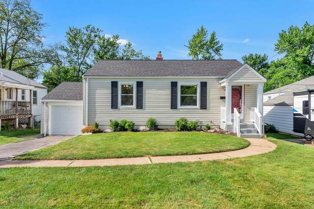 10317 Driver Avenue, St Louis, MO 63114 (#21027844) :: Clarity Street Realty