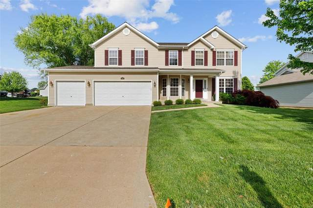 259 Hickory Wood, Lake St Louis, MO 63367 (#21027850) :: St. Louis Finest Homes Realty Group