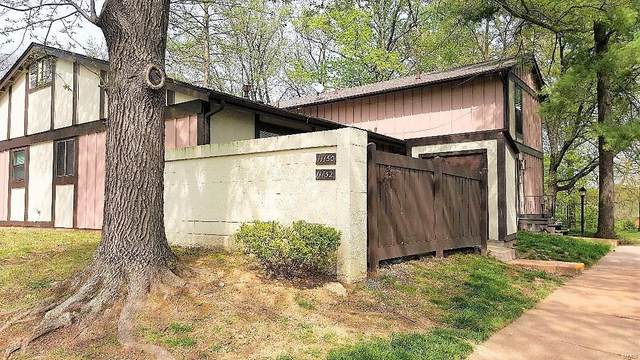 11152 Towering Pines, St Louis, MO 63136 (#21027860) :: Parson Realty Group
