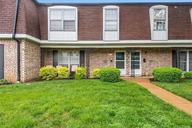 844 Dumont Place, St Louis, MO 63125 (MLS #21027872) :: Century 21 Prestige
