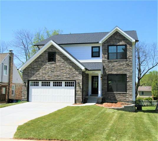 2417 Remington Lane, Rock Hill, MO 63144 (#21027873) :: Parson Realty Group