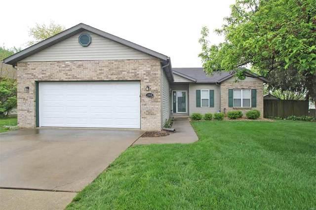 1343 Terrace Green Lane, O'Fallon, IL 62269 (#21027888) :: Hartmann Realtors Inc.