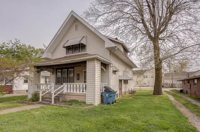 520 E Ferguson Avenue, Wood River, IL 62095 (#21027901) :: Parson Realty Group