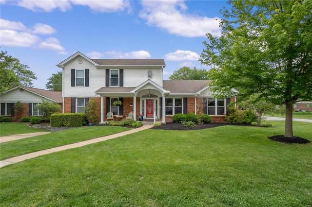 1123 Lorien Court, St Louis, MO 63131 (#21027908) :: PalmerHouse Properties LLC