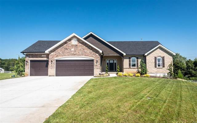 219 Lone Wolf (Lot 162) Drive, Festus, MO 63028 (#21027966) :: Mid Rivers Homes