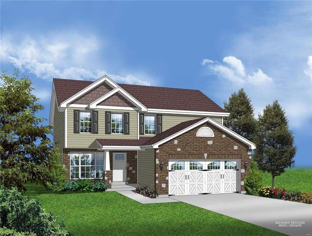 227 Lone Wolf (Lot 164) Drive, Festus, MO 63028 (#21027977) :: Mid Rivers Homes