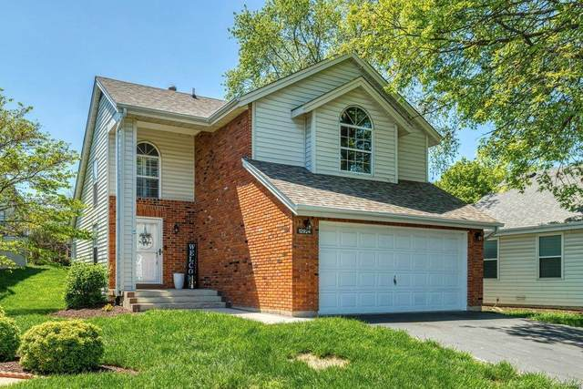 12924 Midfield Terr, St Louis, MO 63146 (#21028003) :: Parson Realty Group
