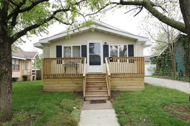 833 Rice Street, Wood River, IL 62095 (#21028009) :: Parson Realty Group