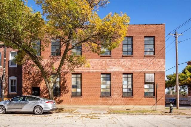 1401 Hebert, St Louis, MO 63107 (#21028079) :: Palmer House Realty LLC