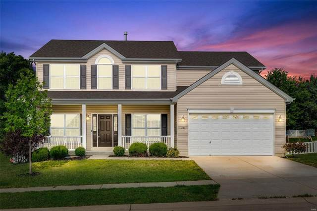 253 Sonnet, Wentzville, MO 63385 (#21028086) :: Parson Realty Group