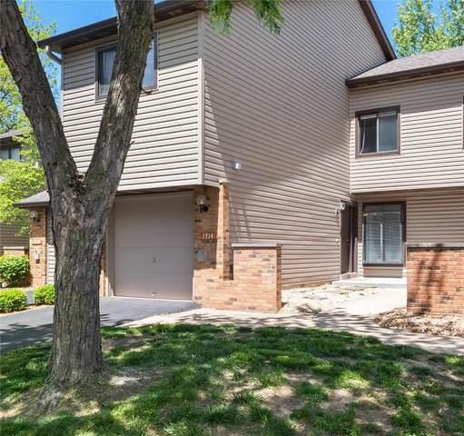 1714 Robin Knoll Drive, St Louis, MO 63146 (#21028156) :: Realty Executives, Fort Leonard Wood LLC