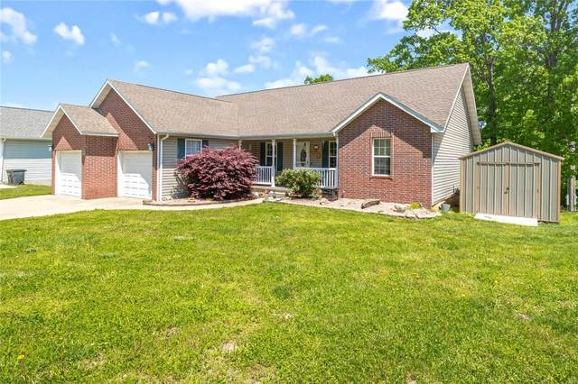 425 Eastlawn Avenue, Saint Robert, MO 65584 (#21028167) :: Parson Realty Group