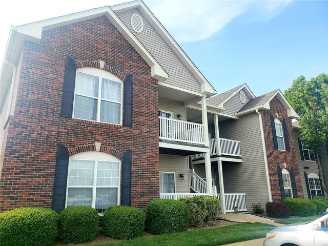 6401 Brookfield Court Drive #202, St Louis, MO 63129 (#21028225) :: Reconnect Real Estate