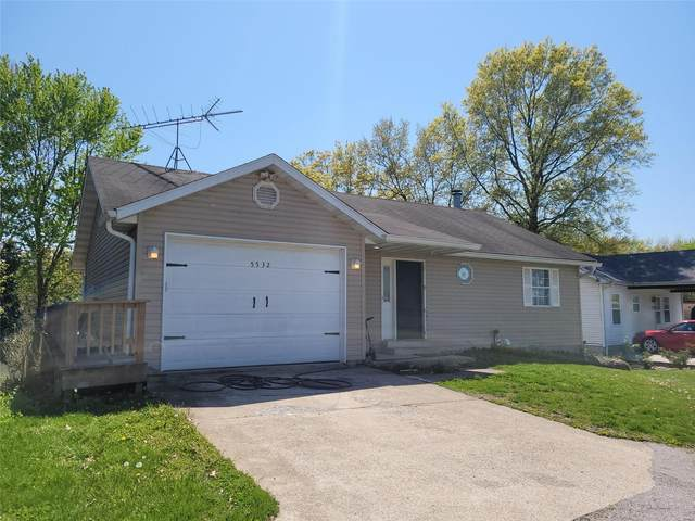 5532 N Ronnie Drive, Waterloo, IL 62298 (#21028226) :: Terry Gannon | Re/Max Results