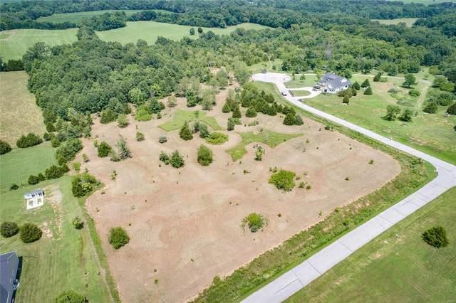 111 Kentucky Derby (3 Ac) Drive, Foristell, MO 63348 (#21028236) :: Walker Real Estate Team